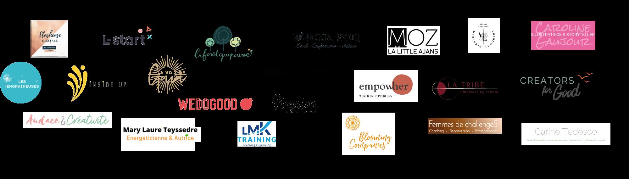 nuage logo - entrepreneuriat ecofeministe