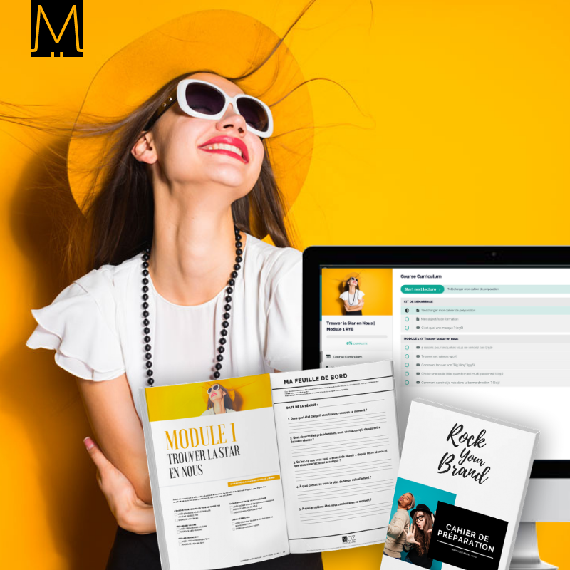 Mélanie - MOZ_Rock Your Brand_Module 1